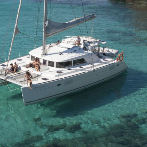 boat hire for big groups Marbella