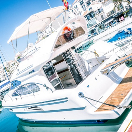 Private Yacht hire Marbella Cheap