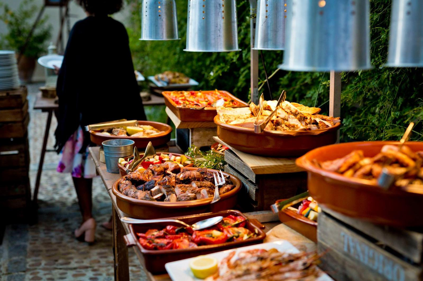 Mobile BBQ Marbella Prices 2020 Catering