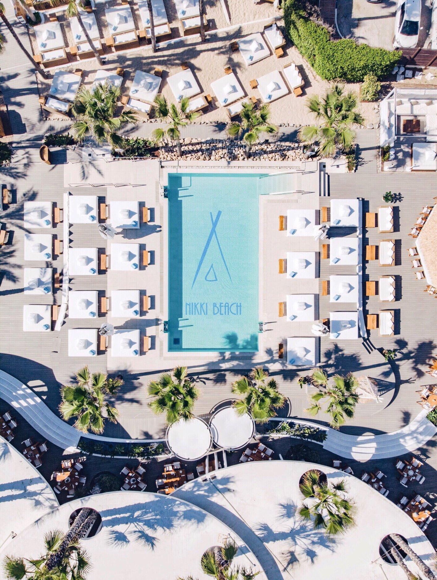 Nikki beach Opening dates 2020