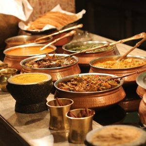 INDIAN RESTAURANT SET MENU