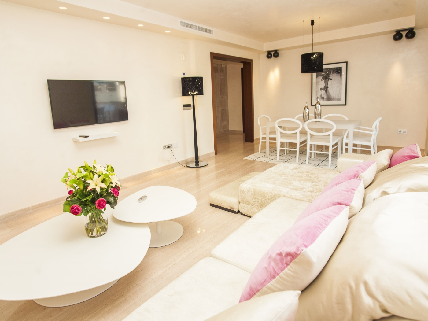 MEDINA DE BANUS PENTHOUSE (3 Bedrooms)