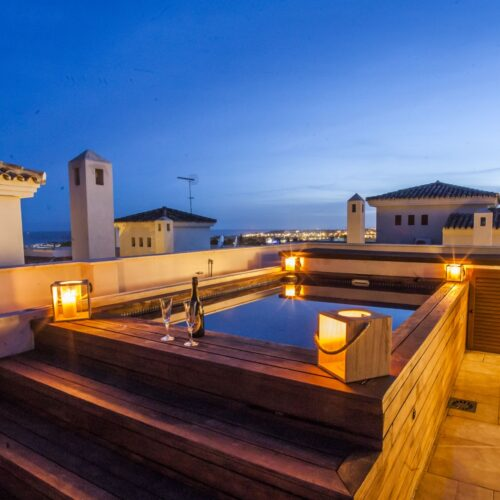Marbella Penthouse Holiday Let