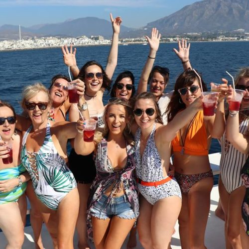 Marbella Boat Party 2019