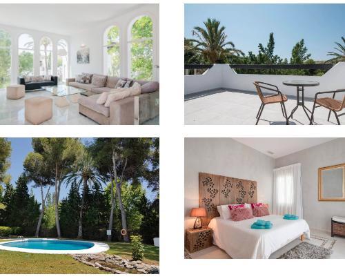 Marbella Golf Villa 2019