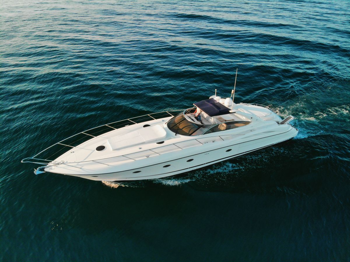 Sunseeker Luxury Yacht