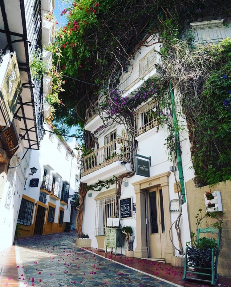 where to eat in old town marbella