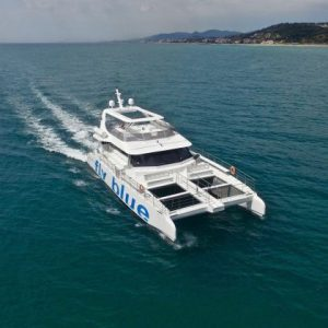 Large Luxury Catamaran