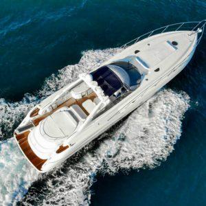 Sunseeker Luxury Yacht