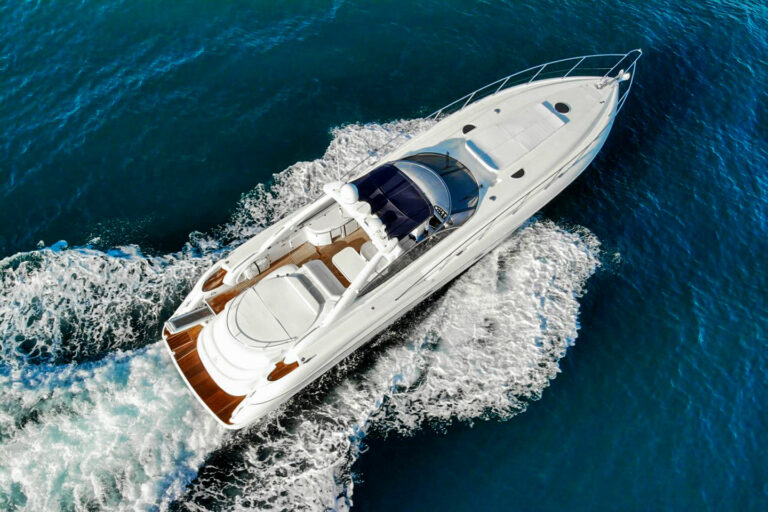 Marbella luxury yacht hire