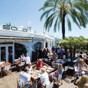 marbella bottomless brunch