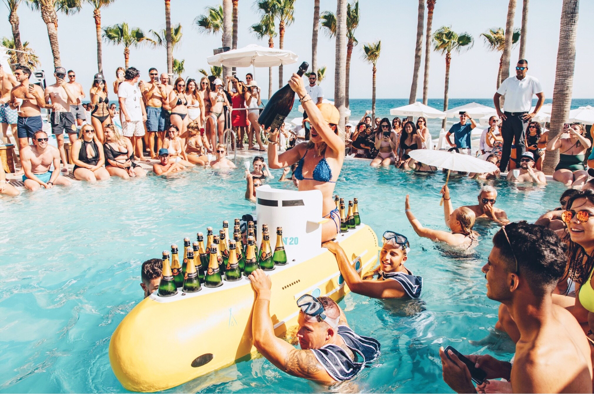Dutch Kings Day Nikki Beach 2020