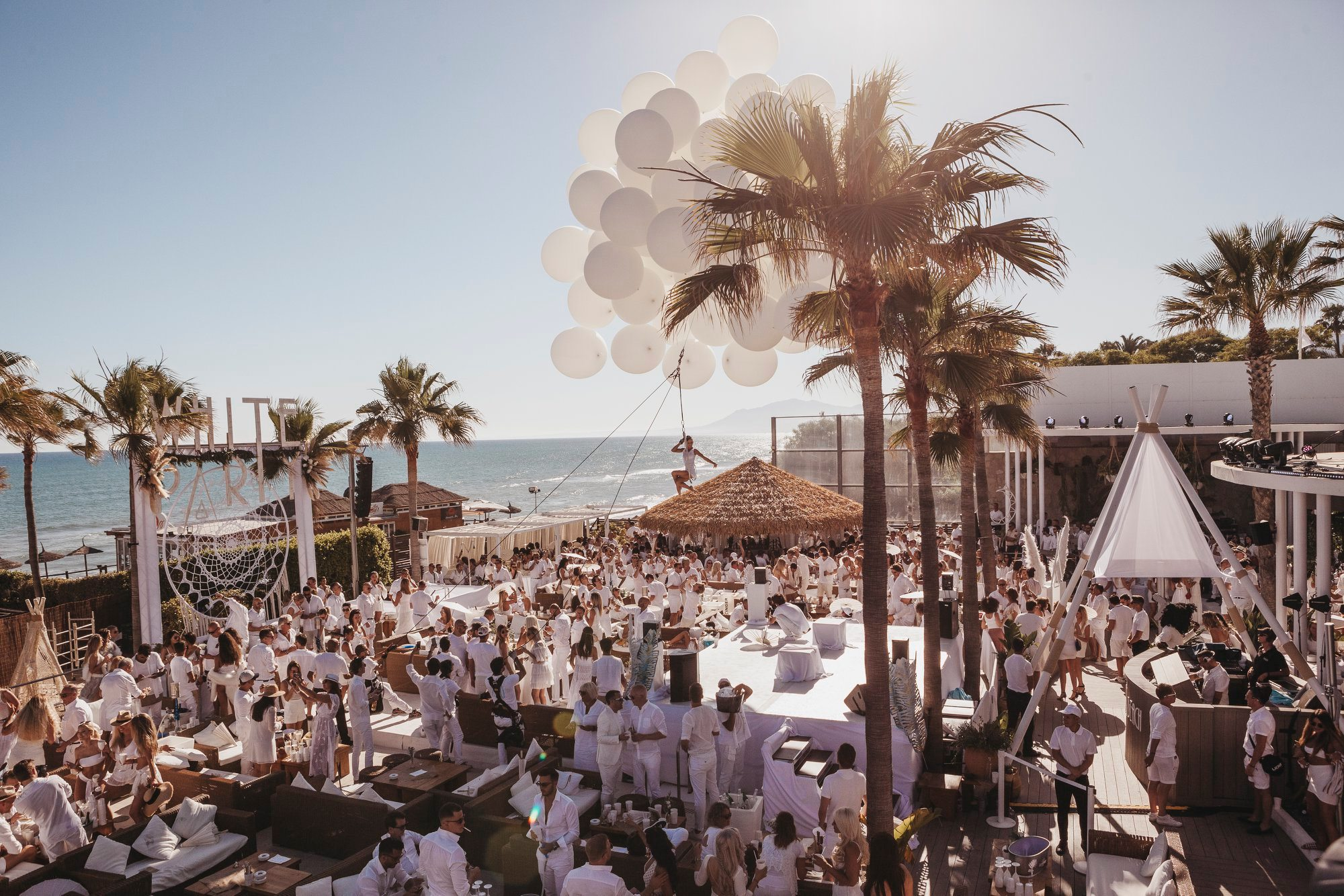 Nikki Beach White Party 2020