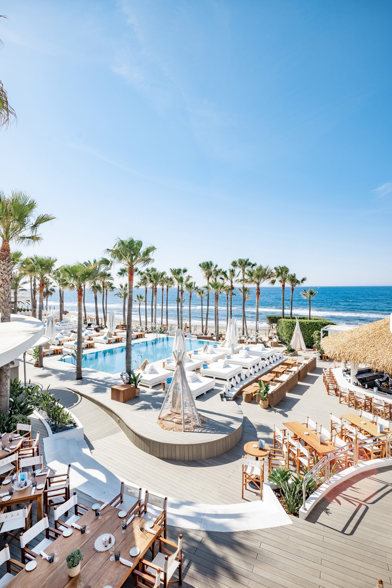 Nikki Beach prices 2020