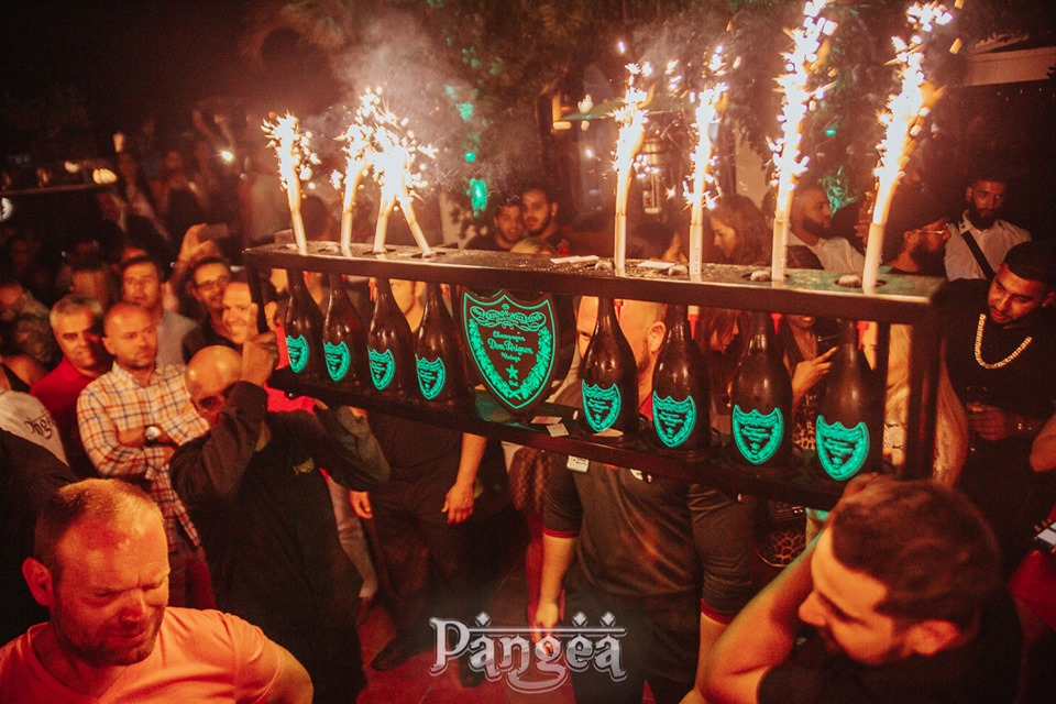 PANGEA PRICES AND EVENTS 2020 MARBELLA