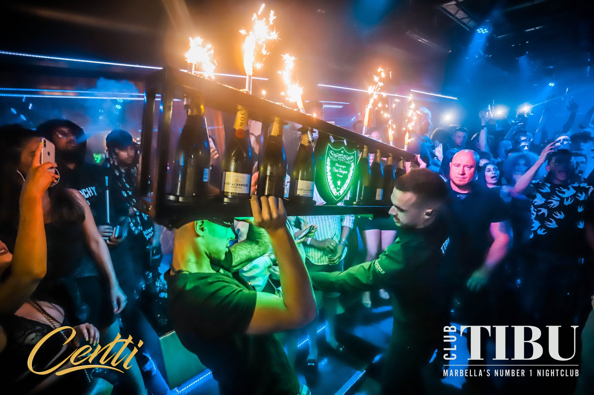 TIBU Marbella 2020 prices