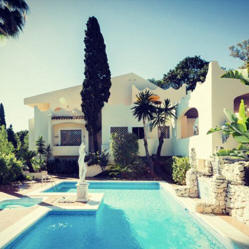 Big Hen Party Villa Marbella