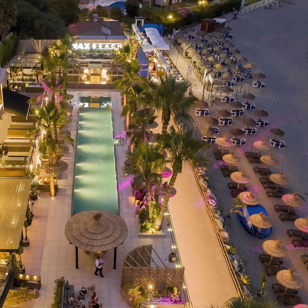 Max Beach Mijas Marbella