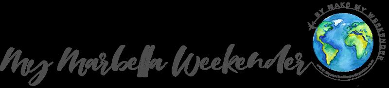 My Marbella Weekender Logo