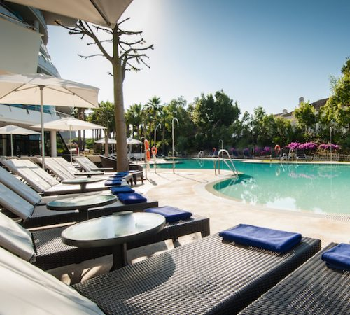Hen do five star hotel Marbella close to Puerto banus