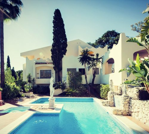Big Hen Party Villa Marbella