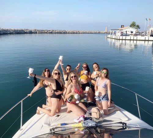 private yacht hire marbella
