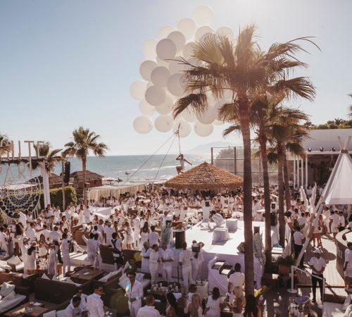 Nikki Beach White Party 2020