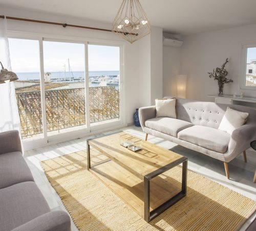 Puerto Banus Marina Apartment II (3 Bedrooms)