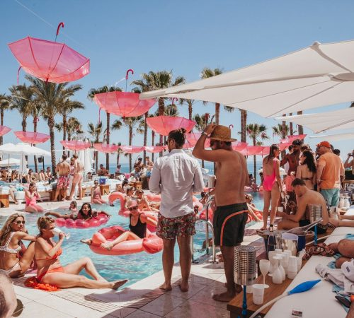 Rose Saturdays Nikki Beach 2020