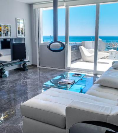 ATICO Jacuzzi Marina Apartment (1 Bedroom)