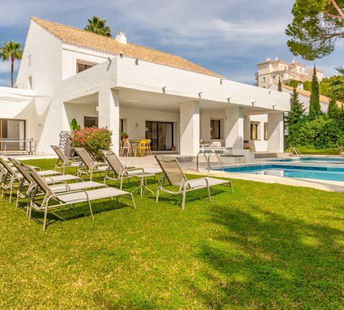 best hen do villas Marbella