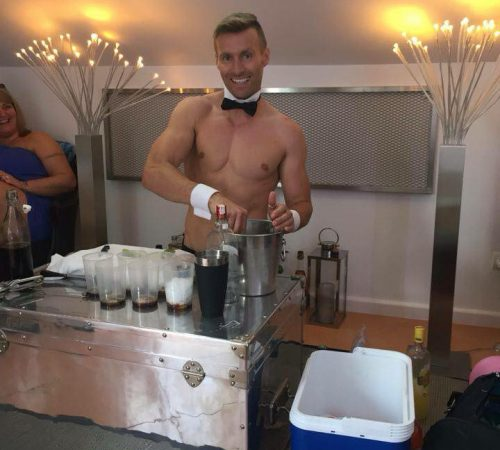 Mobile Cheeky Butler Cocktail Bar