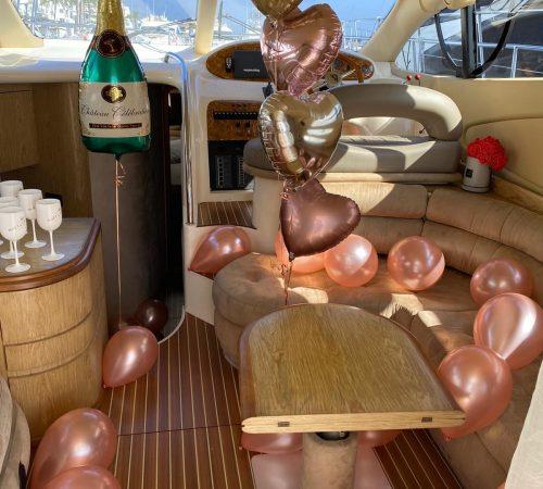 balloon decoration marbella