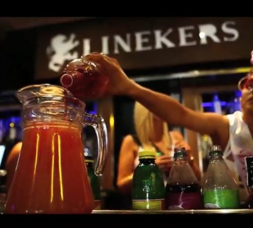 Linekers Cocktail Class